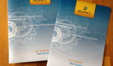 Regency Business Solutions Branding